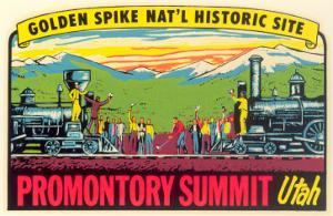 Golden Spike, Promontory Summit