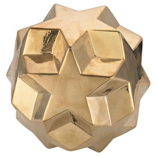 Golden Stars Orb--Home Accessories