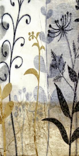 Golden Stem I--Art Print