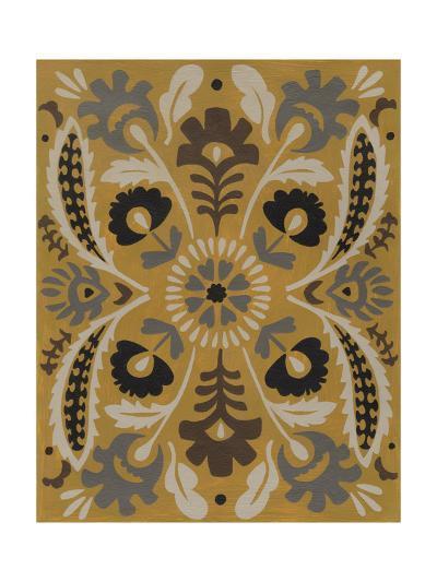 Golden Suzani I-Chariklia Zarris-Art Print