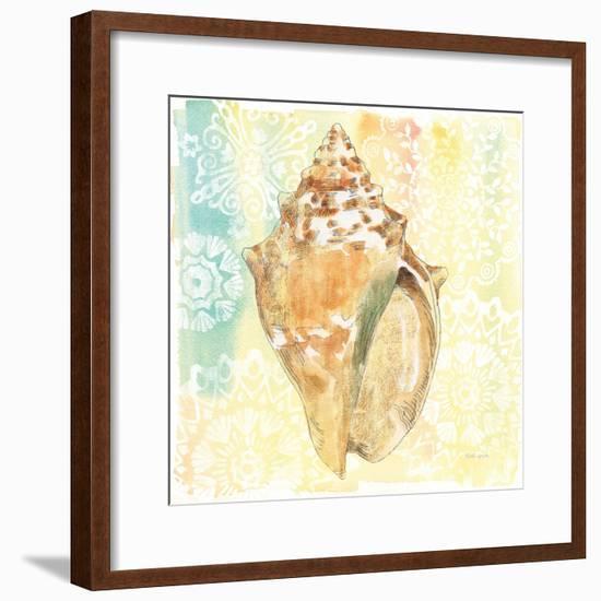 Golden Treasures V-Beth Grove-Framed Art Print