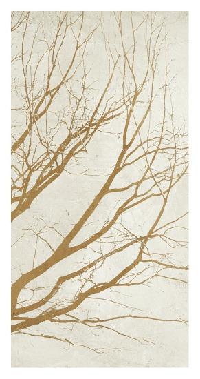 Golden Tree III-Alessio Aprile-Giclee Print