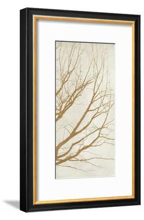 Golden Tree III-Alessio Aprile-Framed Giclee Print