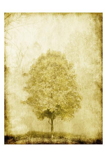 Golden Tree-OnRei-Art Print