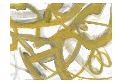 Golden Webbing 2-Smith Haynes-Art Print