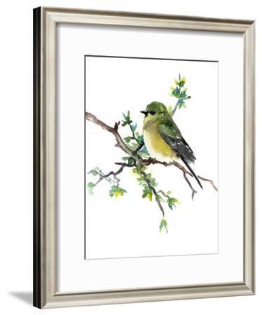Goldfinch 2-Suren Nersisyan-Framed Art Print