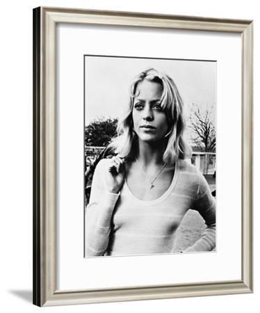 Goldie Hawn, the Sugarland Express, 1974--Framed Photographic Print