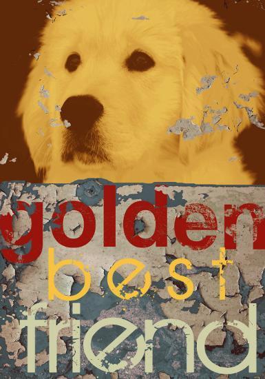 Goldie-Mj Lew-Art Print