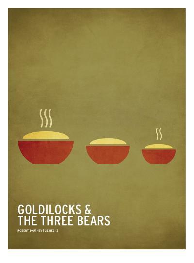 Goldilocks-Christian Jackson-Art Print