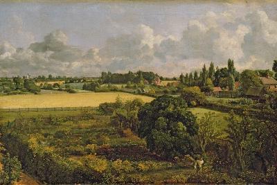 Golding Constable's Kitchen Garden, 1815-John Constable-Giclee Print