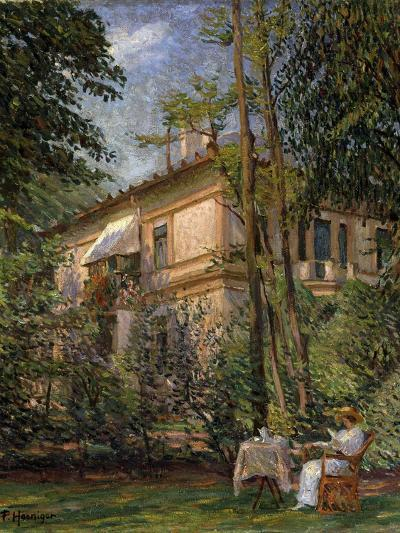 Goldschmit's Villa, Late 19th or Early 20th Century-Paul Hoeniger-Giclee Print