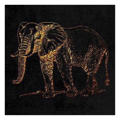 Goldyphant-Sheldon Lewis-Art Print