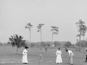 Golf at De Land, Fla.