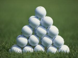 Golf Ball Pyramid