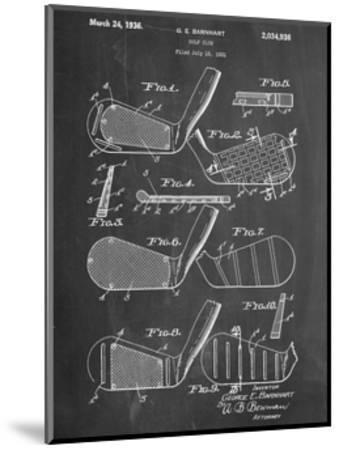 Golf Club, Club Head Patent
