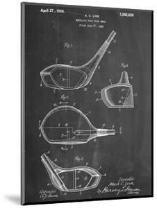 Blueprint wall art artwork for sale posters and prints at art golf club driver patent malvernweather Images