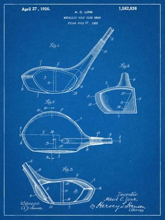 Golf Club Driver Patent