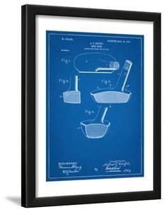 Golf Club Putter Patent