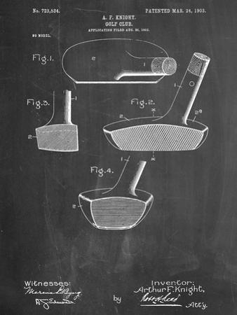 Golf Club Putter Patent