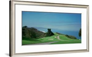 Golf Course at the Coast, Torrey Pines Golf Course, San Diego, California, USA