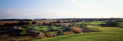 Golf Course, Cassique Golf Course, Johns Island, South Carolina, USA--Photographic Print