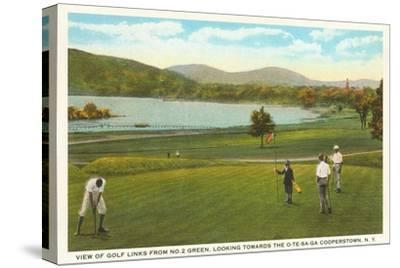 Golf Course, Cooperstown, New York