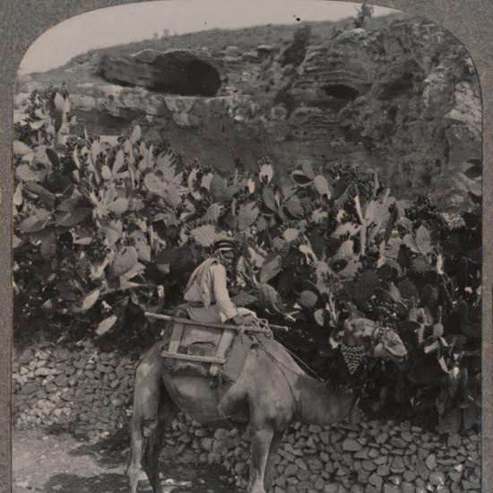 'Golgotha (The Place of the Skull)', c1900-Unknown-Photographic Print