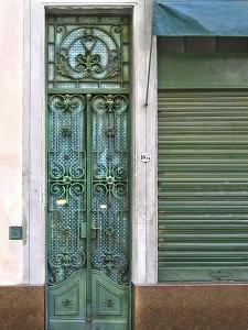 Doors Abroad I by Golie Miamee