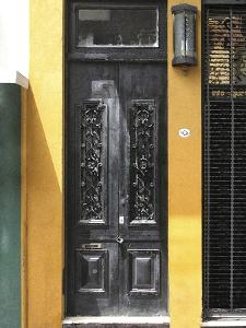 Doors Abroad II by Golie Miamee
