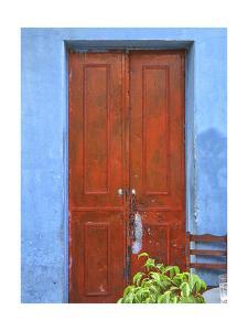 Doors Abroad III by Golie Miamee