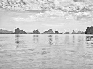 Exotic Waters II by Golie Miamee