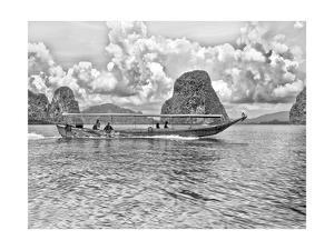 Exotic Waters III by Golie Miamee