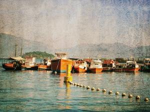 Exotic Waters VIII by Golie Miamee