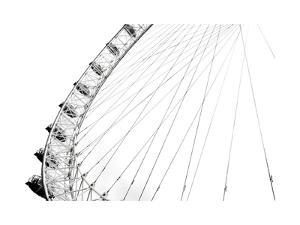 Spinning Wheel I by Golie Miamee