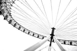 Spinning Wheel II by Golie Miamee