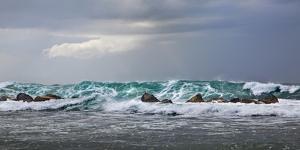 Storm in Dorado by Golie Miamee