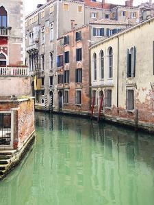 Venice View I by Golie Miamee