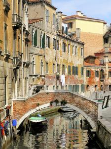 Venice View II by Golie Miamee