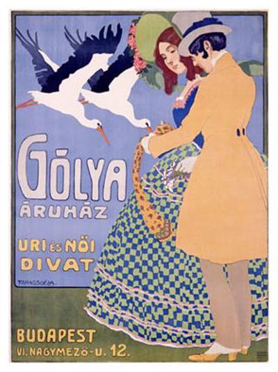 Golya-Geza Farago-Giclee Print