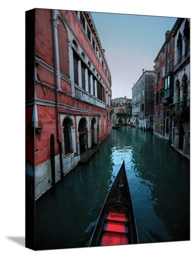 Gondola IV-Dale MacMillan-Stretched Canvas Print