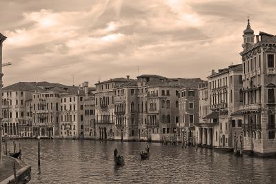 Gondolas and Palazzos I-Rita Crane-Photographic Print