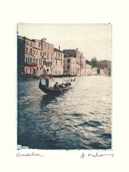 Gondolier-Amy Melious-Art Print