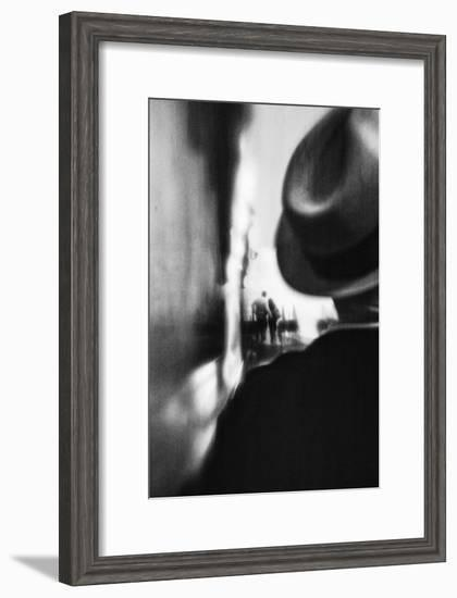 Gone Are The Days-Laura Mexia-Framed Art Print