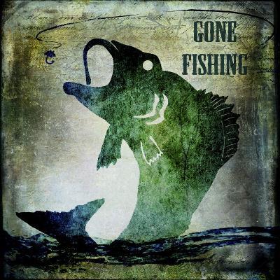 Gone Fishing-LightBoxJournal-Giclee Print