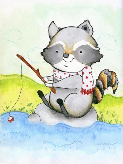 Gone Fishing-Valarie Wade-Giclee Print