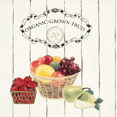 Gone to Market Organic Grown Fruit-Marco Fabiano-Art Print