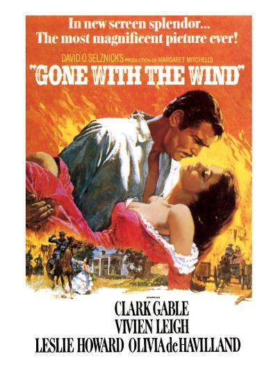 Gone with the Wind--Premium Giclee Print