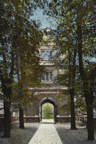 Gonville and Caius College, Gate of Virtue--Photographic Print