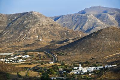 Volcanic Landscape in Cabo De Gata. by Gonzalo Azumendi