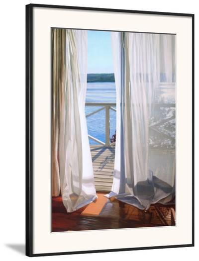 Good Day (Light)-Alice Dalton Brown-Framed Art Print